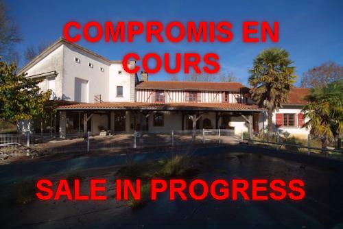 vente maison 18 pièces MAUBOURGUET 65140