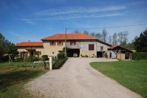 vente maison 7 pièces MARCIAC 32230