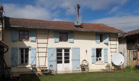 vente maison 7 pièces CIZOS 65670