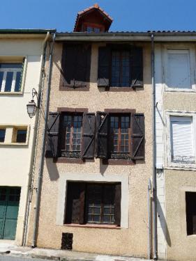 vente maison 7 pièces CASTELNAU MAGNOAC 65230
