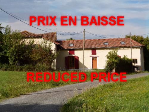 vente maison 7 pièces TOURNOUS DARRE 65330
