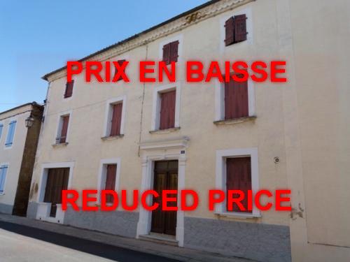 vente maison 9 pièces TRIE SUR BAISE 65220
