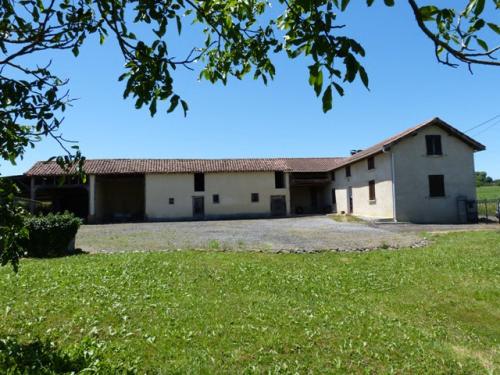 vente maison 3 pièces  Mazerolles 65220